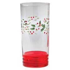 Winterberry Cooler Glass (Set of 4)
