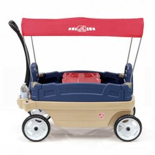 Whisper Ride Touring Wagon Push/Scoot Ride-On