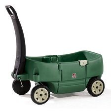 Wagon Ride-On for Two Plus