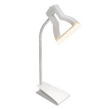 """18"""" H Table Lamp with Bell Shade"""