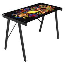 Psychedelic Exponent Writing Desk