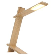 "Plank 17.25"" H Table Lamp with Novelty Shade"