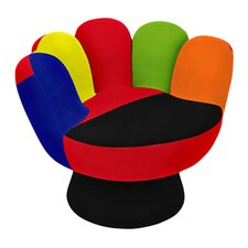 Mitt Kid's Novelty Side Chair