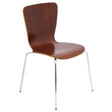 Walnut Side Chair (Set of 2)