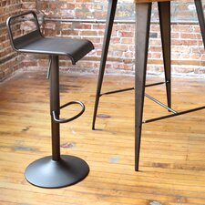 Emery Adjustable Height Swivel Bar Stool