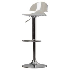 Stratton Adjustable Height Swivel Bar Stool