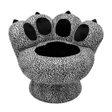 Paw Chairs Accent Stool