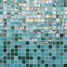 "City Lights 0.5"" x 0.5"" Glass Mosaic Tile in Honolulu"