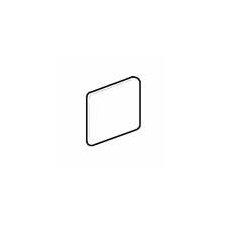 "Sandalo 2"" x 2"" Surface Bullnose Corner Tile Trim in Raffia Noce (Set of 4)"