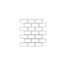 """Rittenhouse Square 2"""" x 4"""" Ceramic Subway Tile in Arctic White"""