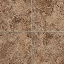 Heathland 6'' x 6'' Ceramic Field Tile in Edgewood
