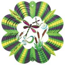 Designer 3D Dragonfly Wind Spinner