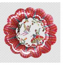 Designer 3D Fairy Wind Spinner