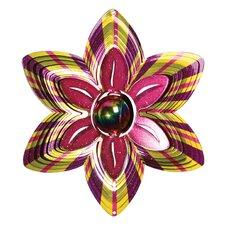Designer Gazing Flower Wind Spinner