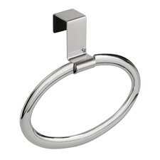 Over the Door Swing Loop Towel Ring