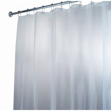 EVA Vinyl Waterproof Shower Curtain
