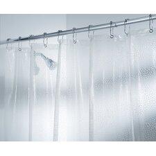 Rain Vinyl Shower Curtain