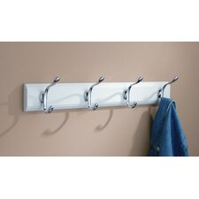 Paris Wall Mounted Hook Rack