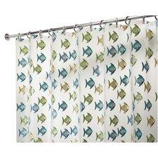 EVA Vinyl Shower Curtain