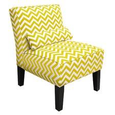 Zig Zag Slipper Chair