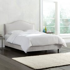 Mystere Upholstered Panel Bed