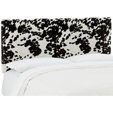 Polyester Upholstered Panel Headboard