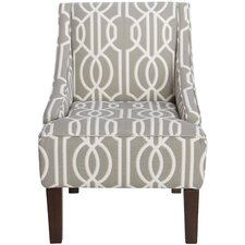 Swoop Upholstered Side Chair