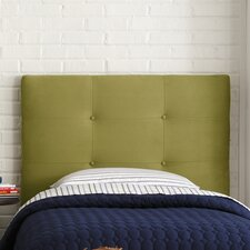 Micro Suede Upholstered Headboard