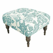 Canary Upholstered Ottoman