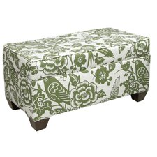 Canary Upholstered Storage Bench