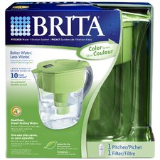 Green Grand Pitcher Water Filtration System
