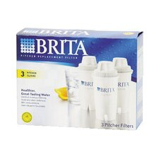 Replacement Pitcher Filter (Set of 3)