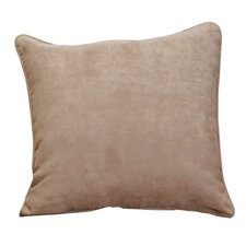 Soft Suede Pillow (Set of 2)