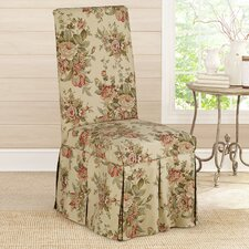 Dining Room Chair Skirted Sllipcover