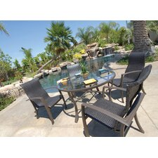Escape 5 Piece Dining Set