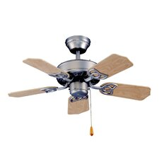 "30"" Junior 5 Blade Ceiling Fan"