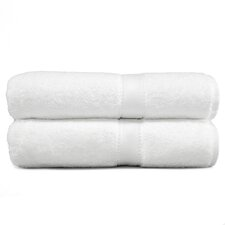 Luxury Hotel and Spa Bath Sheets (Set of 2)