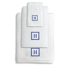 Personalized Soft Twist 3 Piece Towel Set