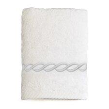 Cadena Embroidered Soft Twist Wash Cloth