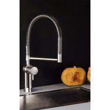 Mina One Handle Single Hole Twist Kitchen Faucet