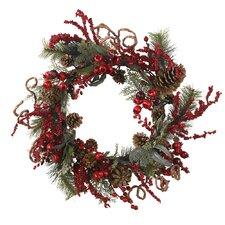 Assorted Berry Wreath