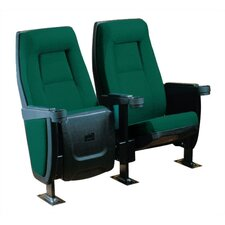 Presidential Row of Two Movie Theater Chairs
