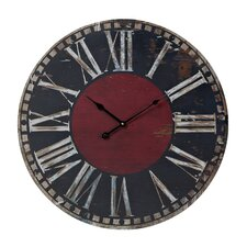 "Oversized 23.6"" Wall Clock"