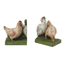 Book Ends (Set of 2)