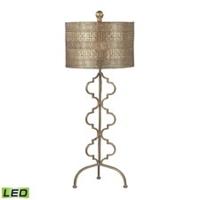"Viola 34"" H Table Lamp with Drum Shade"