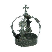 King George Crown Sculpture