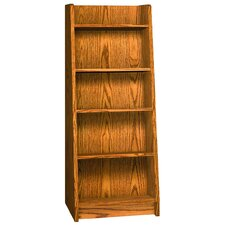 "Glacier Display 60"" Standard Bookcase"