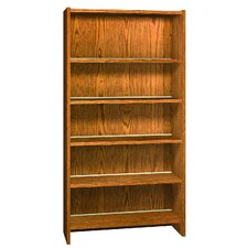 "Glacier Single Face 71.125"" Standard Bookcase"