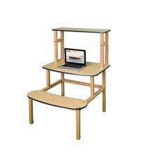 "Adventure Series 25"" Combo Desk"