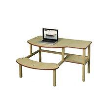 "Pre-School 19"" Buddy Computer Desk"